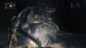 灯り「黒獣の墓地」