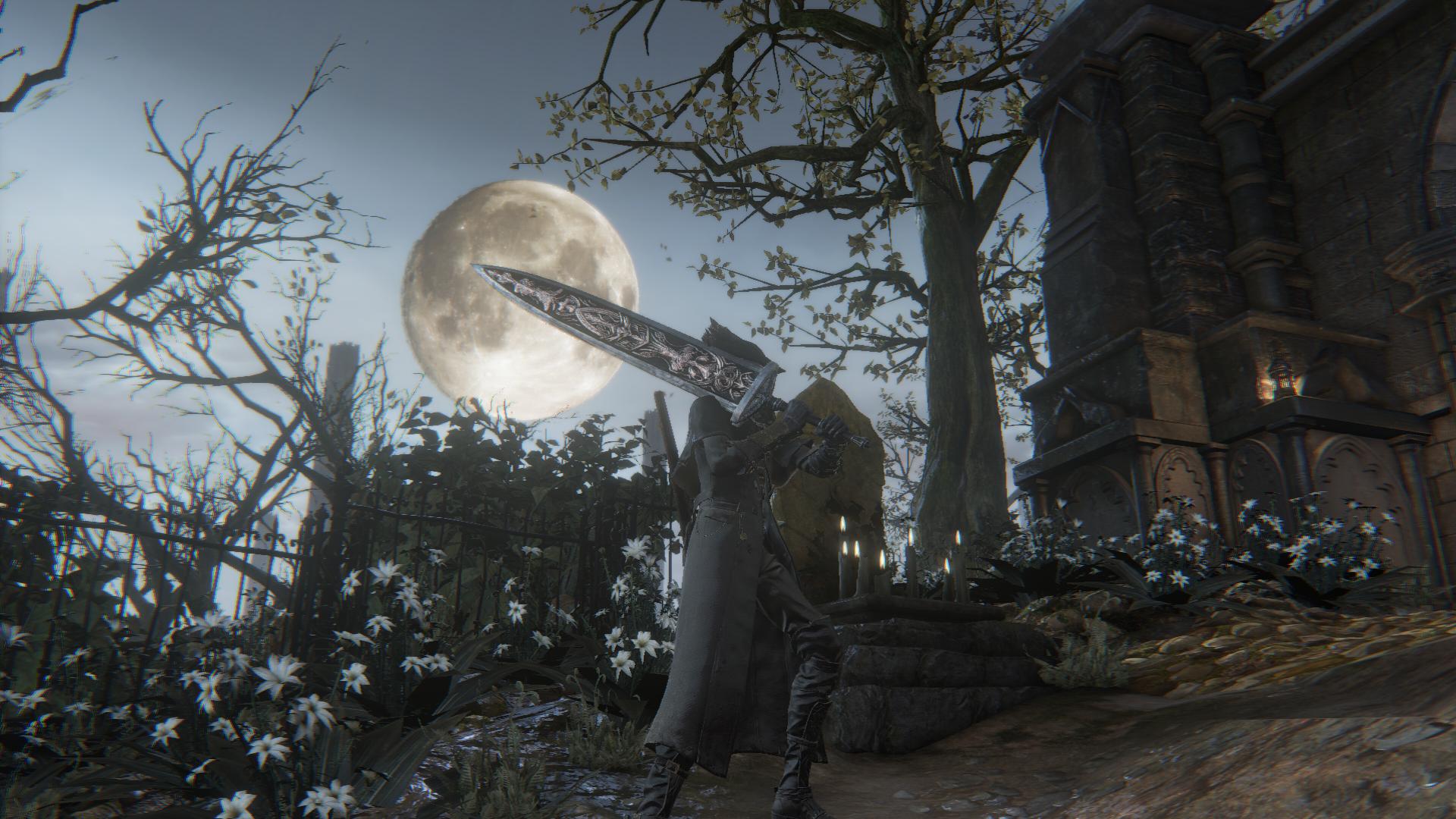 狩人の夢にてルドウイークの聖剣